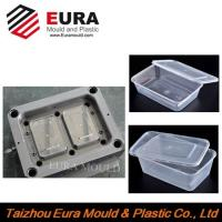 China EURA Molde para Productos de Pared Delgada, Thin Wall Injection Mould Manufacturer on sale