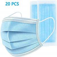 China Earloop Protective Mask for Virus Mask Anti Personal Medical Disposable Surgical Mask on sale