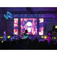 China Fashion Show Led Screen Truss High Durability Lightweight For Easy Transport on sale