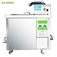 Quality 360L Carbon Industrial Ultrasonic Cleaner , Ultrasonic Engine Cleaner T-72S wholesale
