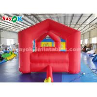 China Oxford Cloth 6*3*3m Red Inflatable Arch For Advertising Event Red Color on sale