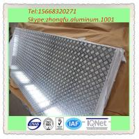 Quality High quality non-slip aluminum checker plate wholesale