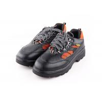Quality Anti Smashing Engineering Steel Toe Safety Shoes , Steel Toe Running Shoes wholesale