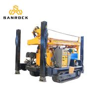 China High Efficiency Water Well Drilling Equipment 200m 300m 400m One Year Warranty on sale