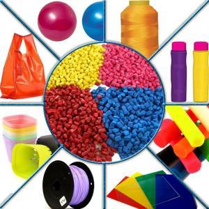 Quality Antibacterial Inorganic Nano Color Masterbatch For Shopping Bag / Cast Film wholesale