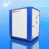 Quality Floor Heating Groundwater Heat Pump , 380V 19kw Residential Geothermal Heat Pump wholesale