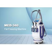 Quality Kes Professional Cryolipolysis Machine , Weight Loss Slimming Fat Freezing Machine wholesale
