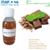 Quality Xi'an Taima most popular PG/VG based high quality concentrate Minty Chocolate flavours for E-liquid wholesale