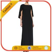 Quality Cape Long Jersey Dress wholesale