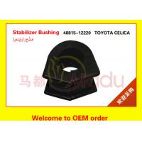 China Black Front Stabilizer Bushings OEM 48815-12220 For TOYOTA COROLLA AE100 Car on sale