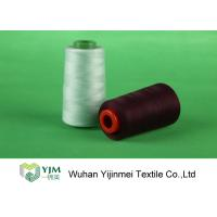 Cheap Ne 30s/2/3 High Tenacity Polyester Sewing Thread / Spun Polyester Thread Low Shrink for sale