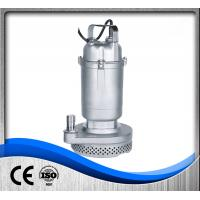 Quality Home Stainless Steel Submersible Pump Garden Irrigation High Efficiency wholesale