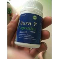Quality BURN 7 fat burner quick lose weight best choice for diet herbal slimming pill wholesale