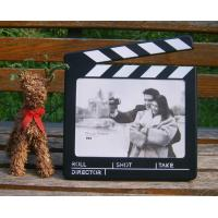 Quality movie beginning sign acrylic photo frame wholesale