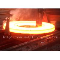 Quality Industrial ST52 ST60-2 Carbon Steel Flange / Large Forged Rings wholesale