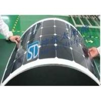Quality 120W Flexible Solar Panel wholesale