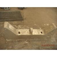 Quality Sill Bar of High Chromium Wear-resistant Castings Iron Chute Liners wholesale
