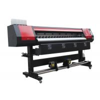 Quality Stable Quality 1.8m Eco Vinyl Printing Machine with High Resolution wholesale