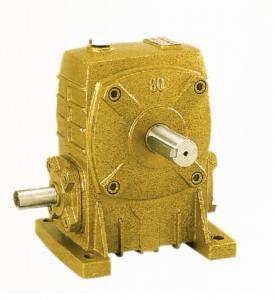 China WPDA40-250 IEC Flange Input Worm Gear Box on sale
