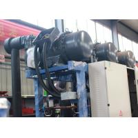 Quality Industrial Screw Water Cooled Condensing Unit  R404a / R22 Refrigerant wholesale