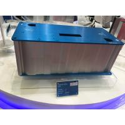 CNC Deep Processing Aluminium Enclosures with Blue Anodize Color for sale