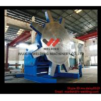 Cheap High Frequency Pipe Welding Positioners 30 Ton Head Tail Welding Turn Table for sale