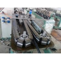 Quality pe pp pvc pa single wall corrugated hose extrusion machine production line with price wholesale
