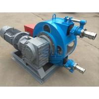 China Durable Concrete Foam Transfer Industrial Peristaltic Pump Cycloidal Reducer on sale