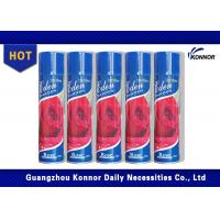 Quality Automatic Lavender / Strawberry Anti Bacterial Air Freshener Spray CE / REACH wholesale