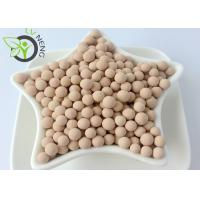 Quality Gas Separation 13X  Molecular Sieves Desiccant Size 1.6-2.5mm SGS Certified wholesale