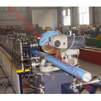 Quality Lock Seam Roll Forming Machine Color Steel Coils For Rainwater Downpipe / Rain Gutter wholesale