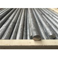 Quality Alloy Standard Aluminum Extrusions Round Rod Bar En Aw 6082 AlSiMgMn wholesale