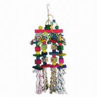 Quality Pet Toy for Birds, Available in Various Types and Manifold Sizes wholesale