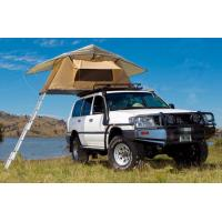 Quality Easy On 4x4 Roof Top Tent Stainless Steel Pole Material For 2 Person wholesale