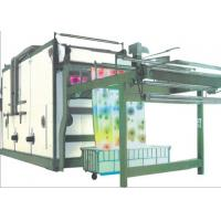 Quality Printing color fixed Loop Steamer Machine Electricity Direct heating Warranty 1 year wholesale