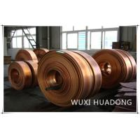 Buy cheap Slab Horizontal Copper Continuous Casting Machine For 16mm 2 Strands Copper Strip product