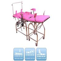 Quality Electric Delivery Bed / General Use Obstetric Table For Hospital, Foldable Gynecology Chair wholesale