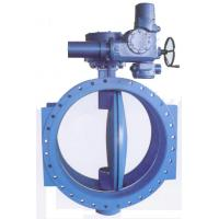 Quality Double Flanged Resilient Seated AWWA C 504 Butterfly Valves With Gear Box And Handwheel wholesale