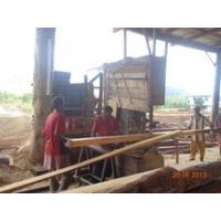 Quality 48'' Log Cutting band sawmill Vertical type saw with Auto Feed Log Carriage wholesale