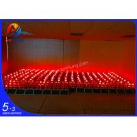 Quality AH-MS/S LED solar powered flashing aircraft obstacle beacon for tower warning wholesale