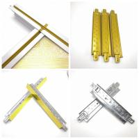 Quality Suspended T Bar Ceiling Grid With Good Corrosion Resistant Performance wholesale