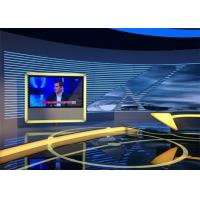 Quality Nation Star LED  5153 Indoor  LED Video Wall For Studio Room Background wholesale