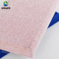 Quality Polyester Fabric 0.95 Soundproof Absorption Panels wholesale