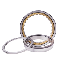 China Electric Motorcycle Nylon Cage Cylindrical Roller Bearing NU305 Mill Loading on sale