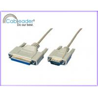 Quality High-density Computer Cables Modem cable, DB9M-DB25F wholesale