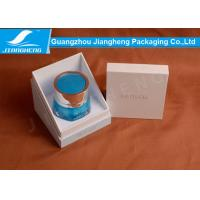 Buy cheap Offset Printing Paper Cosmetic Packaging Boxes , Skin Care Cream Packing Boxes product