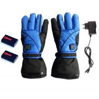 Quality 7.4v Battery Heated Gloves with 3-level Temperature Adjustable wholesale