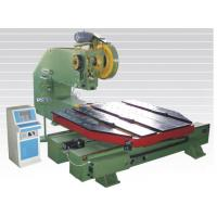 Buy cheap Automatic CNC profiles / sheet metal punching machines 6mm thickness from wholesalers