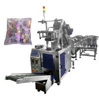 China Full Auto Counting And Sealing Packaging Machine For Bolts Fastener Small Parts on sale