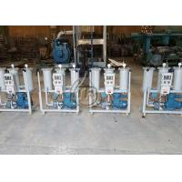 Quality Used Transformer Oil Purification System , Reliable Lube Oil Purification Machine wholesale